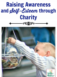 Raising Awareness and Self-Esteem through Charity