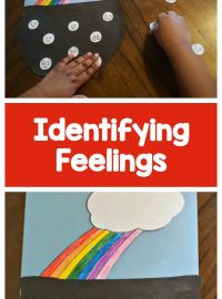 St. Patrick's Day Feelings Identification Activity