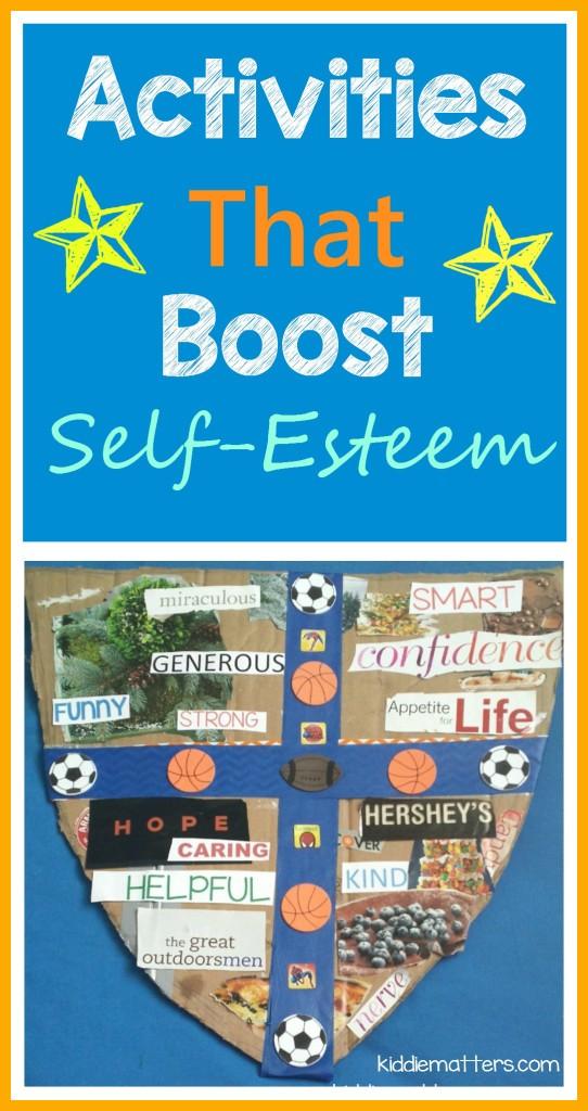 Building Children S Self Esteem And Confidence