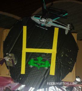DIY Disney Infinity Space Station