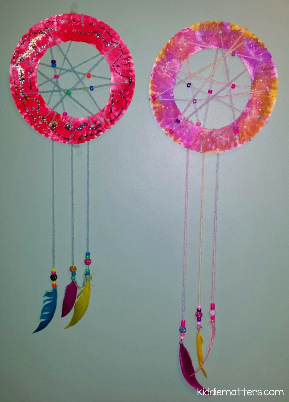 Dream Catchers For Children Easy DIY Kid's Dream Catcher Kiddie Matters 13