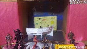 DIY Disney Infinity Space Station-Kiddie Matters