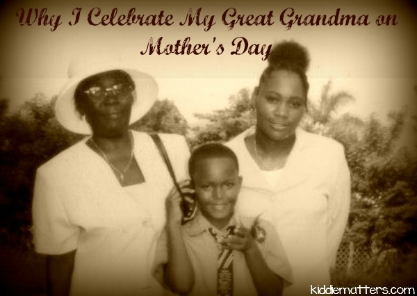 Why I Celebrate My Great Grandma On Mother's Day Grand