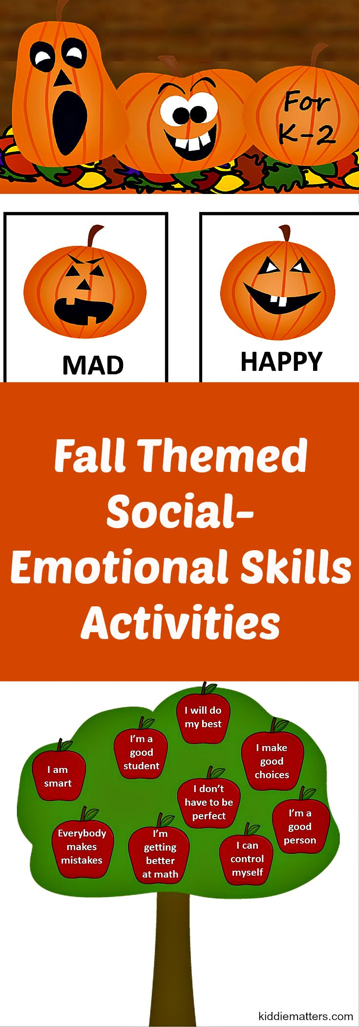 Social And Emotional Skills Everybody >> Fall Themed Social Emotional Skills Building Activities For Children