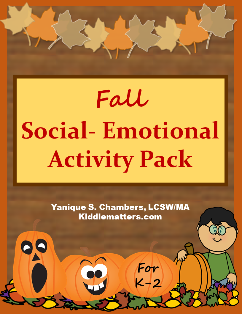 Fall Themed Social-Emotional Skills Building Activities For Children