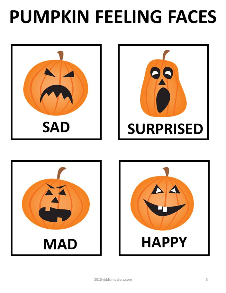 Fall Social Emotional Activities