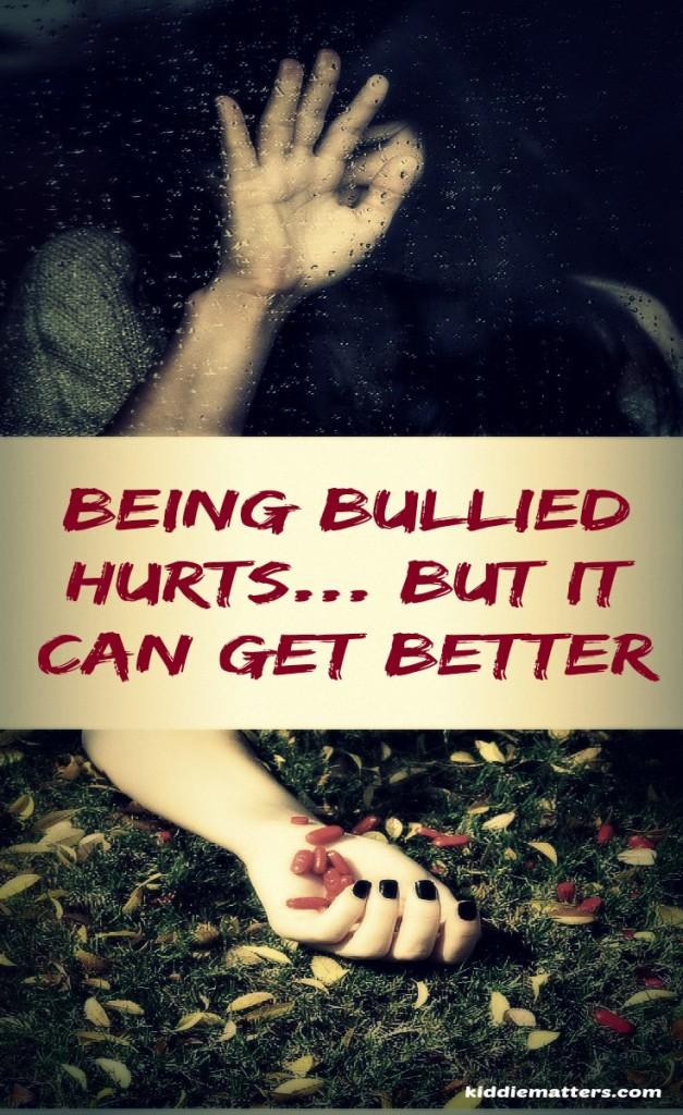 Being Bullied Hurts But It Does Get Better