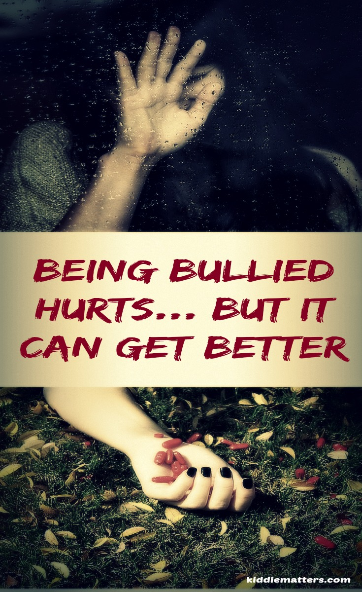 Being Bullied Hurts… But It Can Get Better