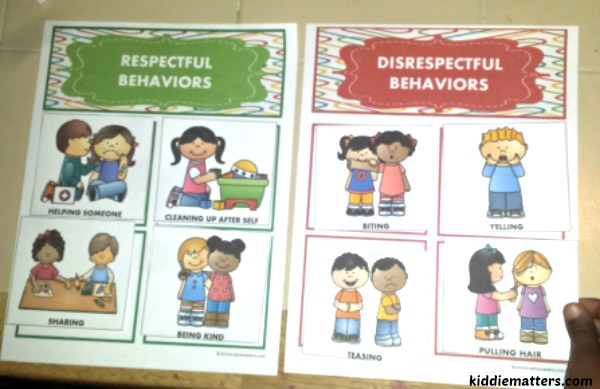 Learning Activities That Teach Children About Respect