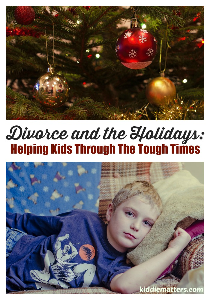 Divorce and the Holidays: Helping Kids Through Tough Times