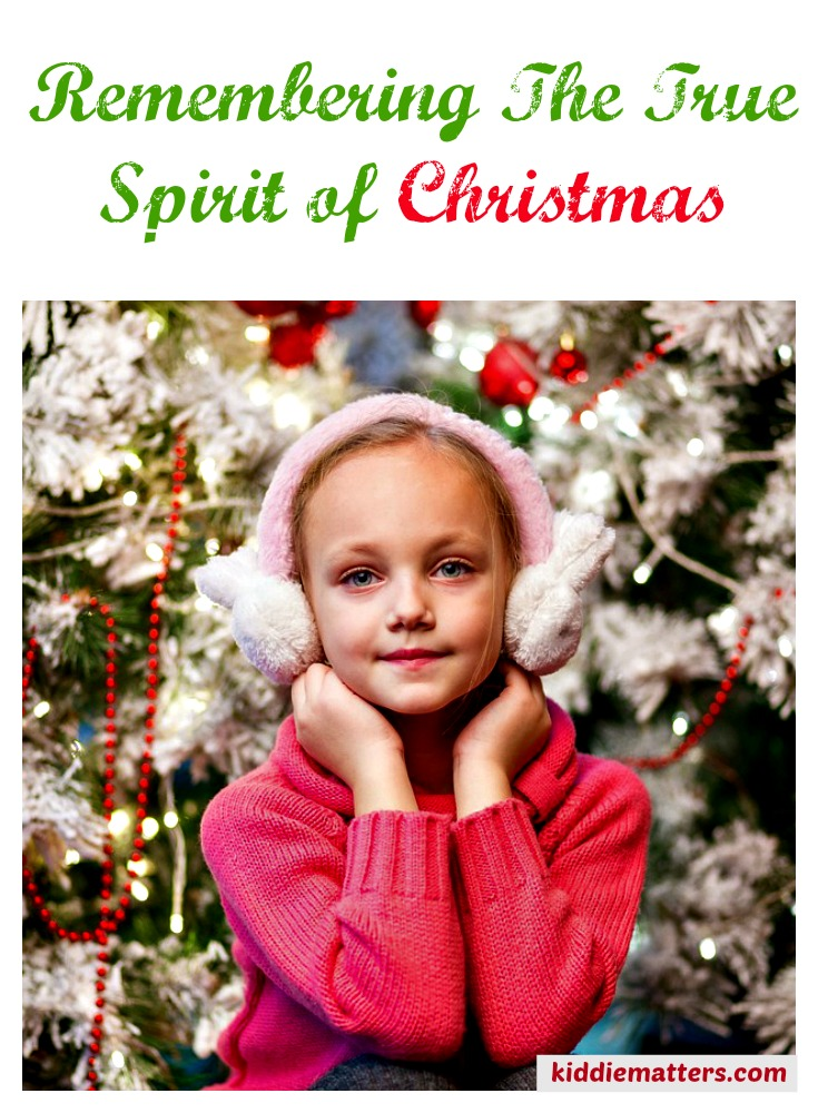 Christmas Past: Remembering The True Spirit of Christmas