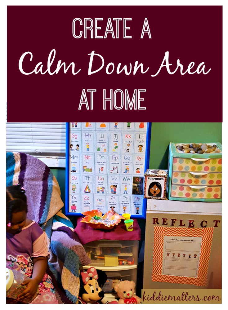 Create A Calm Down Corner At Home
