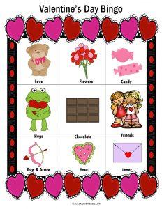 valentine's day social skills games