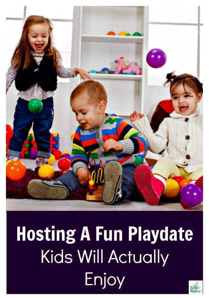 play date tips for parents