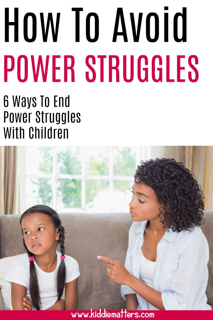 Getting children to listen and complete tasks independently can be difficult. If children feel they are being forced to do something they don't want to, at times they will rebel and act out. Click through to find out how you can avoid power struggles by using positive discipline techniques. #positiveparenting #parenting #positivediscipline #parentingsolutions
