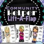 Community Helper Counselor Keri