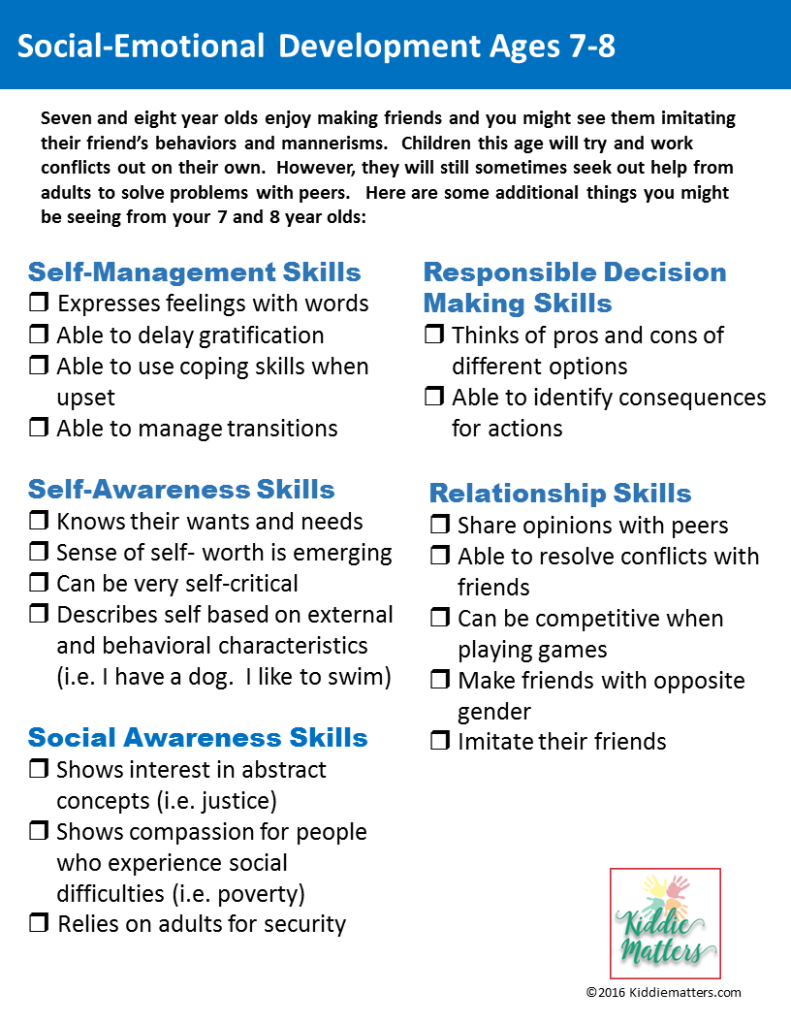 Social Emotional Development