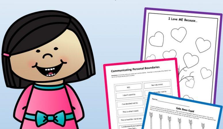 Free Self-Esteem Resources For Kids