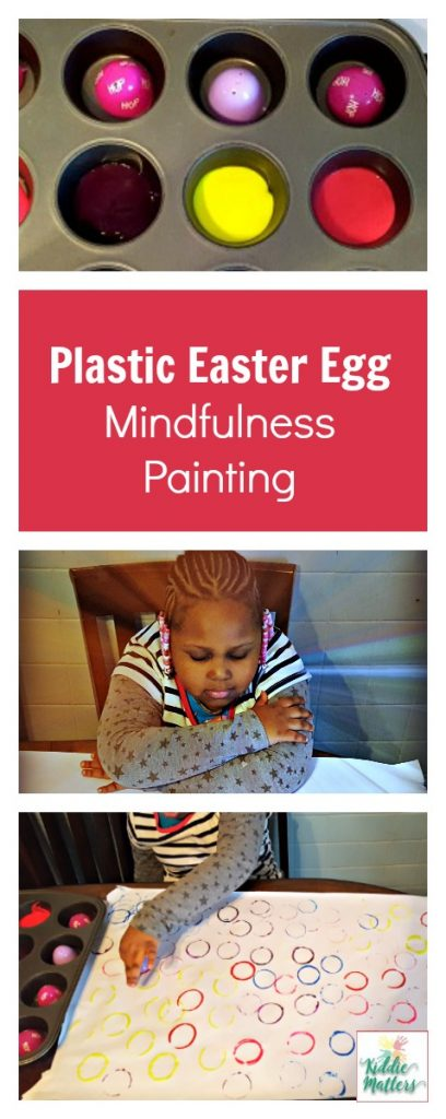Plastic Easter Egg Mindfulness Activity