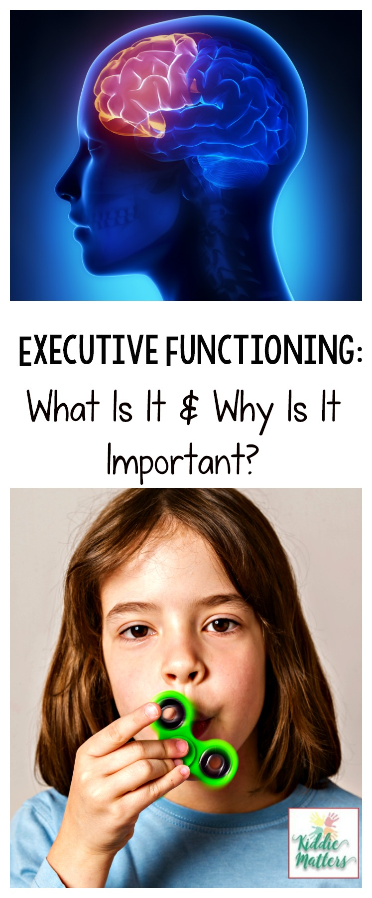 Executive functioning explained! Find out how to help kids with planning, organization, attention, and more! #ADHD #schoolcounseling #specialneeds