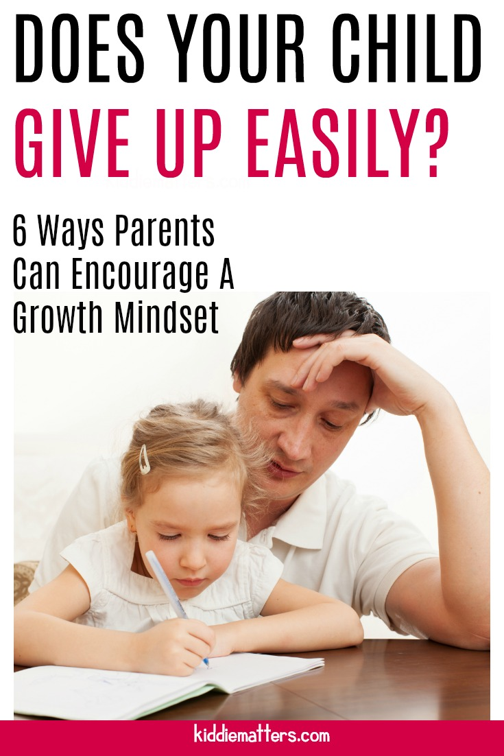 Strategies for how we can model a growth mindset for kids and teach them how to embrace challenges, try new things, and learn from their mistakes. #growthmindset #growthmindsetforkids #grit #caroldweck #schoolcounseling #parenting #positiveparenting