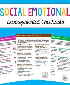 Developmental Checklists